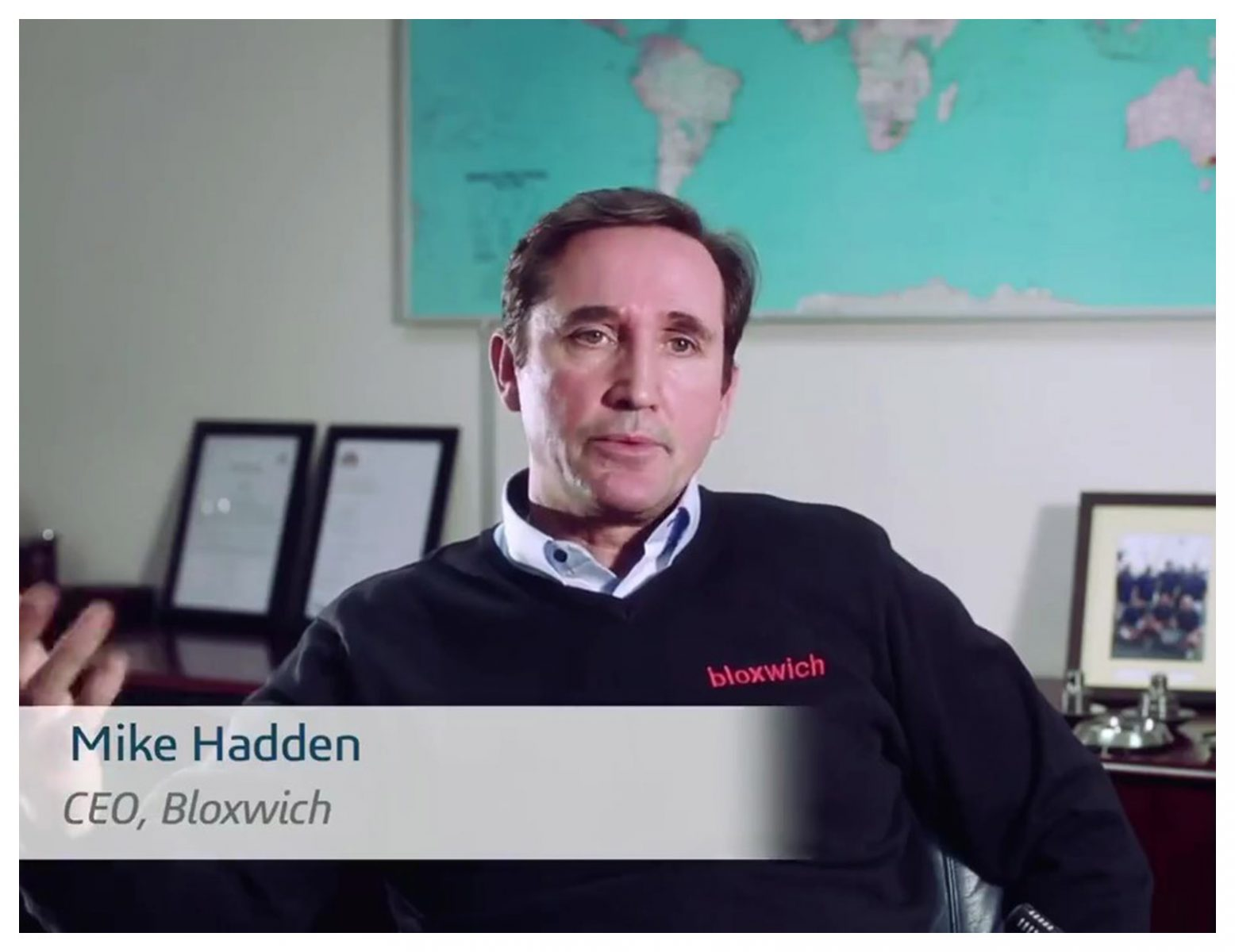 Photo of Mike Hadden CEO