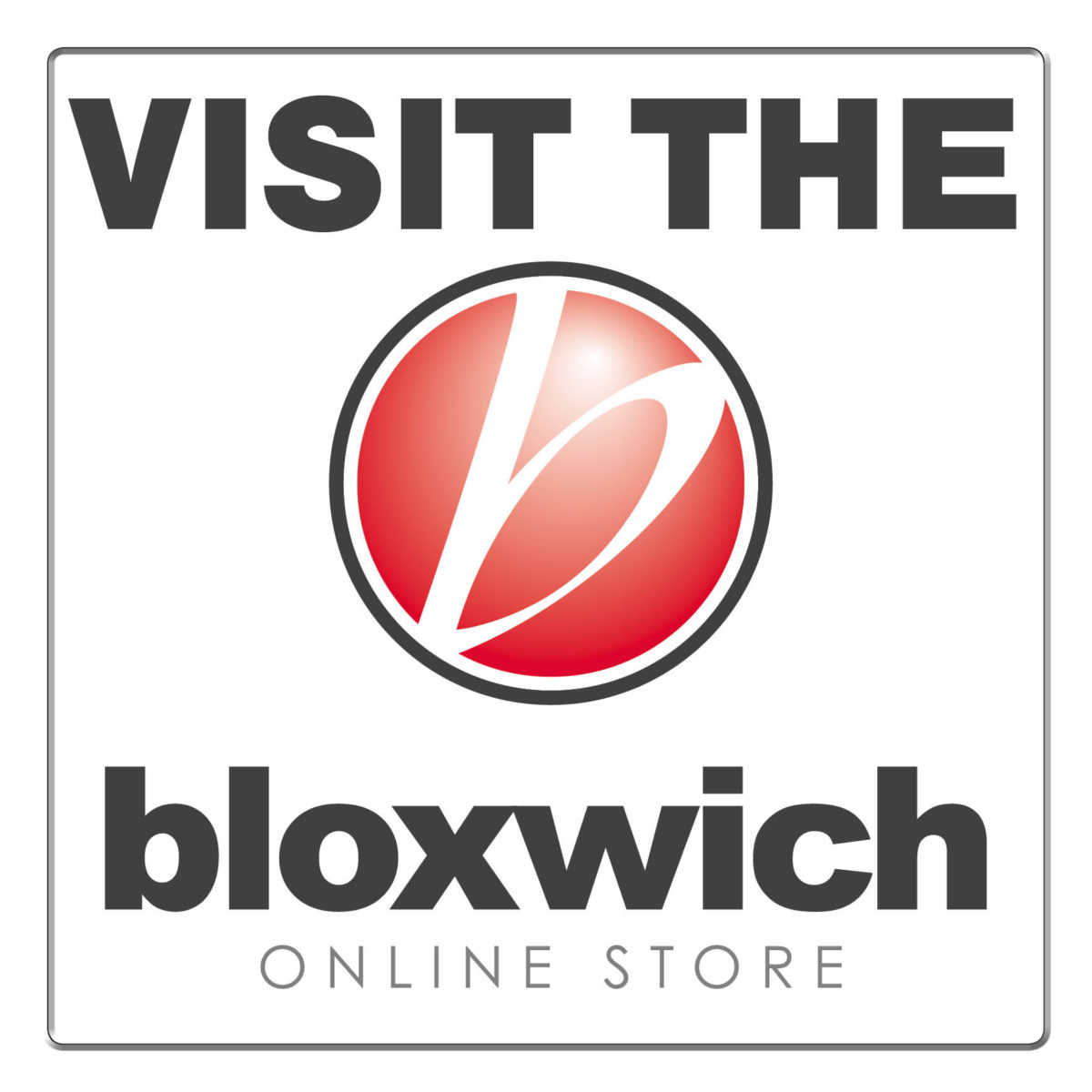 Visit the bloxwich online store website icon