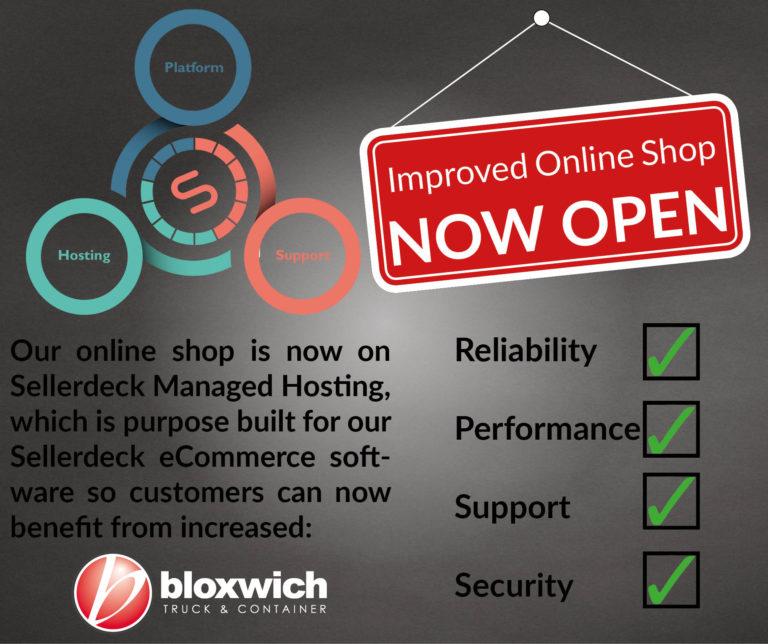Improved bloxwich online shop