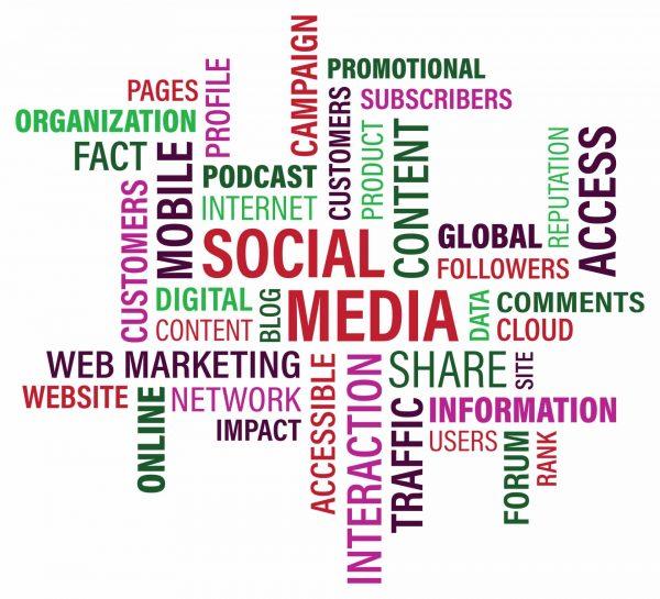 Social media list  image