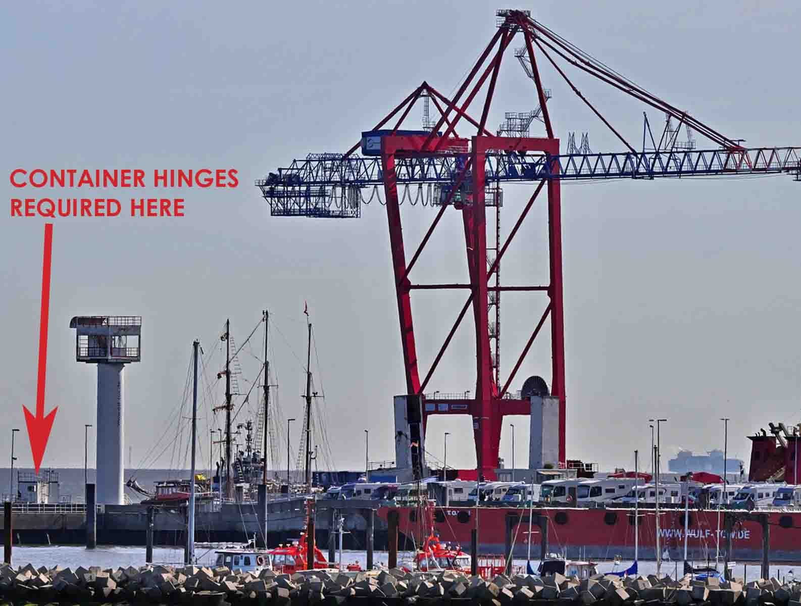 Port images