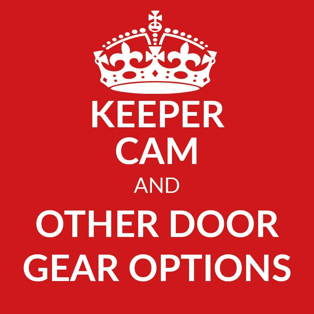 Bloxwich Truck & Container Door Gear Options