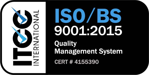 ITCC ISO 9001: 2015 bloxwich transport and container products ltd