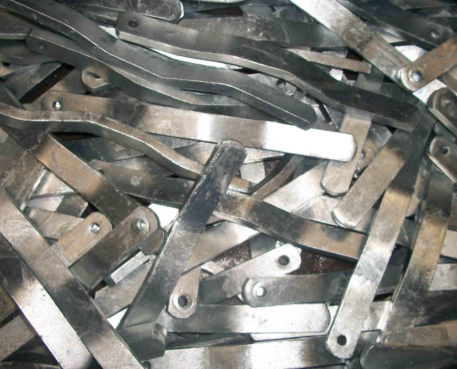 bloxwich pressed door gear handle