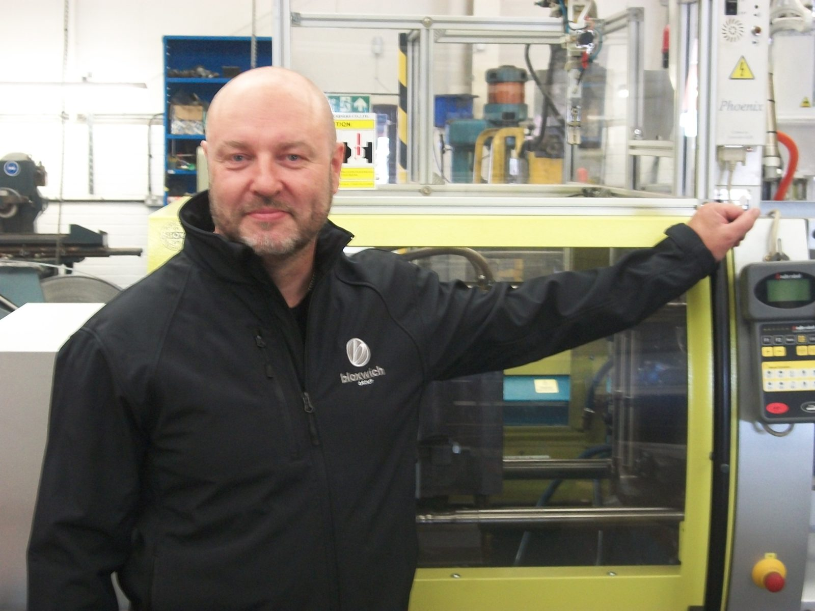 Steve Pace Bloxwich Stamping Managing Director